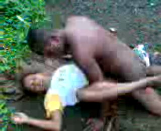 Cewek Papua Ngentot Dijalan