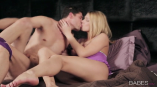 Young Russian Blondie Lucy Heart