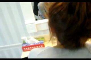 Taiwan couple having sex infront of toilet mirror