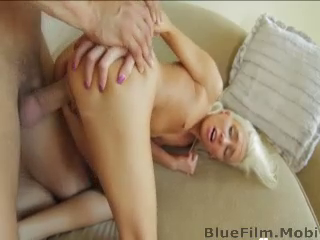 A Hot Fuck On Little Filthy Tiny Warm Pussy