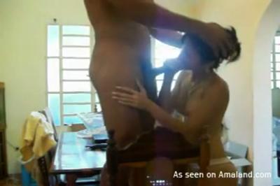 desi Indian couple homemade sex tape