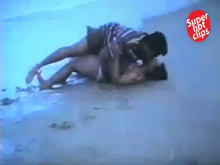 desi Bikini Romance In Beach